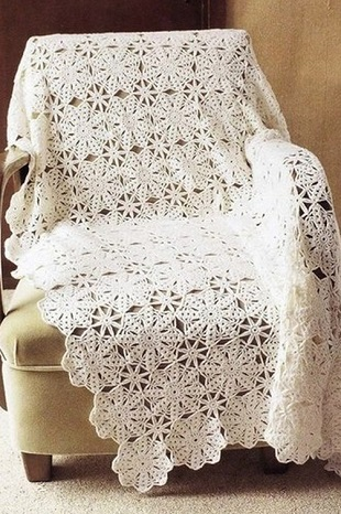 Free Floral Crochet Motif Free Crochet Blanket Patterns