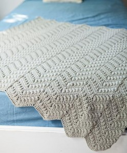 willow baby afghan